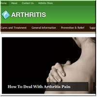 Arthritis Ready Made Site